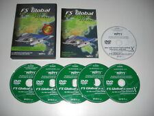 FS Global Ultimate Asia Oceanía PC DVD ROM Add-On Flight Simulator Sim X Fsx