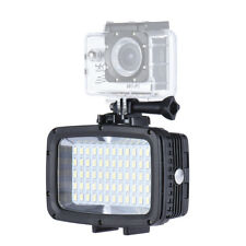 ANDOER Faro faretto hot shoe 60 LED luce impermeabile subacqueo action cam RIG