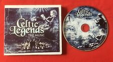 CELTIC LEGENDS THE MUSIC 2010 LIZ KNOWLES TRES BON ÉTAT CD
