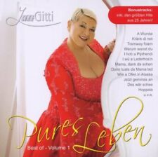 Jazz Gitti - Pures Leben-Best Of Vol.1  CD