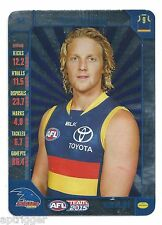 2015 Teamcoach SILVER (54) Rory SLOANE Adelaide