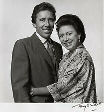 Terry O'Neill 14x14 Signed Photograph of Princess Margaret & Lord Snowden