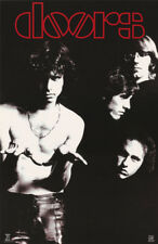 POSTER : MUSIC : DOORS - GROUP  POSED  -   FREE SHIPPING       ! #9026    LC19 i
