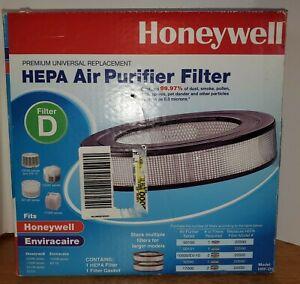 Honeywell HEPA Replacement Air Purifier Filter D - HRF-D1