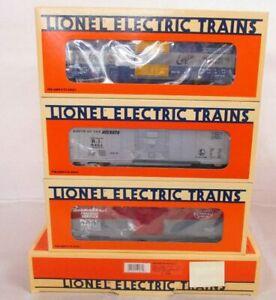 LIONEL 19266 6464 BOXCAR SERIES III