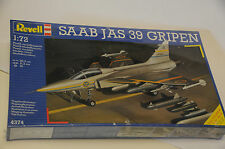 Revell, Saab JAS 39 Gripen, Art. Nr. 4374, neu und ovp !!