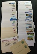 Us Postal Cards Lot of 105 1952-92 +Earlier? Unused All Different Mnh