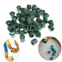 "50Pcs/1set A/C 1/4"" Charging Hose Manifold Repair Sealing O-ring Replacement vv"