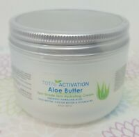 Hawaiian Aloe Vera Moisturizing Skin Cream Organic Spa Face & Body Moisturizer
