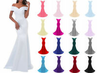 Long Prom Dresses Bridesmaid Wedding Evening Formal Party Ball Gown Custom 6-22