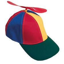 Cappello basket con elica elicottero