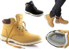 Magnus Herren Winter Boots Schuhe Winterschuhe Stiefel Outdoor warm gefüttert
