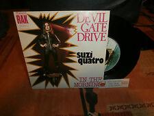 "suzi quatro""devil gate.""single7""or.fr.pathé:2c00895129de 1974.+ encart juke-box."