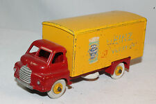 DINKY #923 BIG BEDFORD HEINZ 57 VARIETIES DELIVERY TRUCK, ORIGINAL