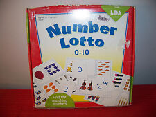 Number Lotto Game - 0-10 LDA
