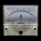 DC 5A Analog Ammeter Panel AMP Current Meter 85C1 0-5A DC Doesn't Need Shunt