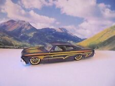 65 CHEVY IMPALA   1998 Hot Wheels First Editions Series   Purple