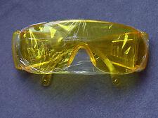 UV Schutzbrille zur U/V Lecksuchmittel Kälte Klimaanlagen und KFZ-Klimaanlagen