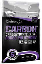 Carbox 3x1000g (7,99€ 1kg) 5Komponeten Carbo Mix Hardgainer Muskelaufbau + BONUS