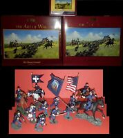 BRITAINS ACW SERIE LIMITEE 3 SET BOITE 31051/31073/ 31074 BRITAIN'S CIVIL WAR