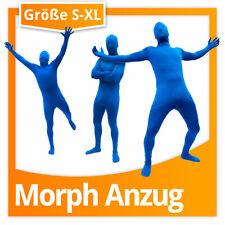 Original Body Suit Spandex Ganzkörperanzug BLUE MAN blauer Mann Anzug Kostüm