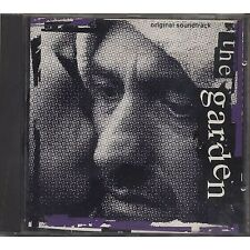 SIMON FISHER TURNER - The Garden - CD OST 1991 NEAR MINT CONDITION