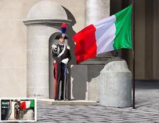 Carabiniere Figure Plastic Kit 1:16 Model REVELL