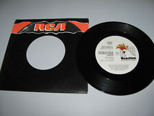 "David Evans & Thunder Down Under Hot Nights 7"" 45rpm Single As Shown"