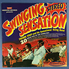 Swinging Stereo Sensation - Freddie Staff & His Sensational Swing Band - WW5008