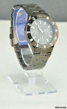 Relojes de pulsera de acero inoxidable de acero inoxidable para mujer