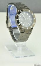 Relojes de pulsera Quartz de acero inoxidable para mujer