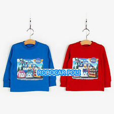 Robocar Poli RED T-shirt for 3-4 years old for boy (standard & sweety)