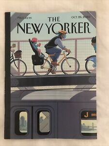 New Yorker Magazine October 2020