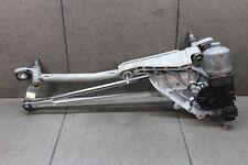 Ford Fiesta VI JA8 Wischergestänge Wischermotor vorne 3397021586 8A61-17500-AG