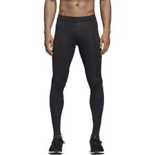 Adidas Men's Supernova Full Length Training/Run Tights/Pants, Black, XL, $85