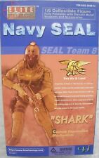 """BBI Elite Force collectable action figure 1/6 scale 12"""" Navy Seal Team"""