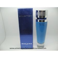 AQUAMAN by Rochas 1.7 oz/50ml Eau de Toilette Spray for Men sealed Discontinued