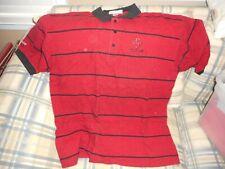 NC State Wolfpack red golf shirt sz XL  - DSCN1831