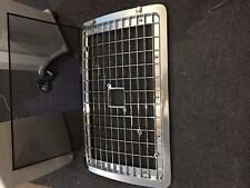 2004-2015 Volvo VNL Complete Front Grille Chrome with Bug Screen Billet Grill