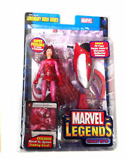 "Marvel Legends Series Classic SCARLET WITCH 6"" figure, avengers, VERY RARE"