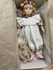 1997 Pauline's Limited Edition Dolls - Goldilocks, Excellent Condition