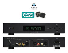 LKS MH-DA004 DSD 512 - DAC DIGITAL ANALOG CONV.-USB  DA WANDLER HIGHEND-BLACK