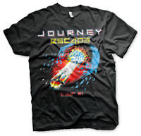 Journey Escape Tour 1981 Rock Band Musik Männer Men T-Shirt