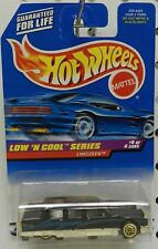 FORD MERCURY LIMO LIMOZEEN GOLD 4 716 LOWRIDER LOW N COOL SERIES HW HOT WHEELS