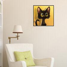 5D Diamond Painting Cat Pattern Cross Stitch Embroidery Rhinestone DIY Crafts