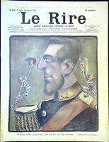 Le RIRE N° 324 du 19 janvier 1901 - le prince Albert