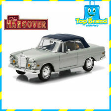The Hangover 1969 Mercedes-Benz 280 SE with Top Up & Tiger - 1:43 movie cars