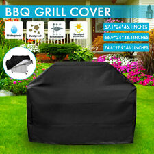 BBQ Cover Burner Waterproof Outdoor Gas Charcoal Barbecue Grill Protector
