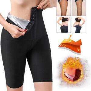 Women Hot Sweat Sauna Shaper Slimming Pants Shorts Thermo Neoprene Weight Loss