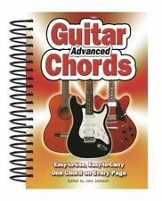Advanced Guitar Chords. Edited by Jake Jackson (Guitar Chords Series)